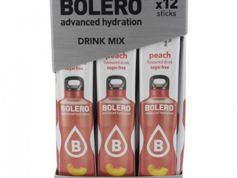 Bolero peach / box