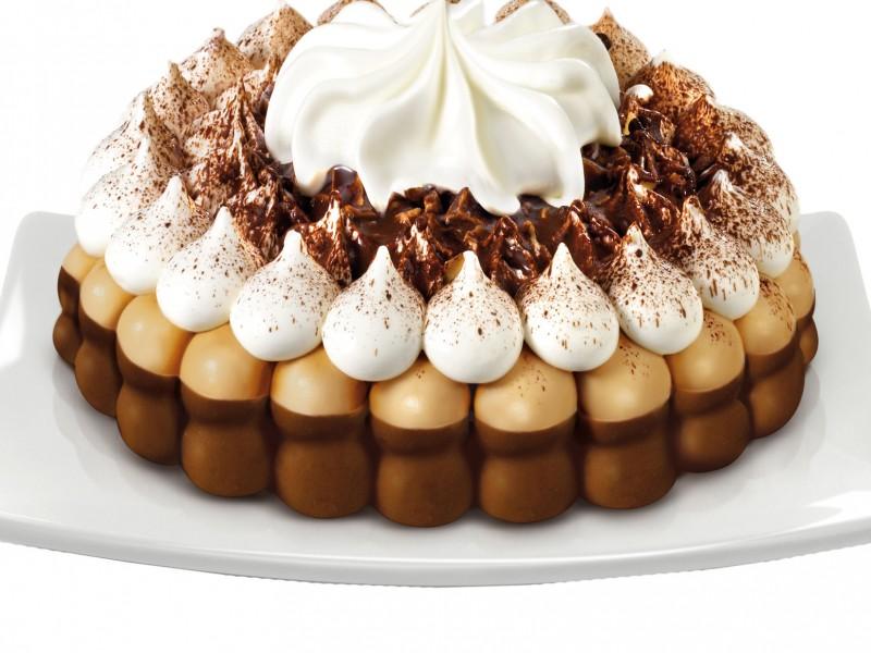 Tarta caramel / taart