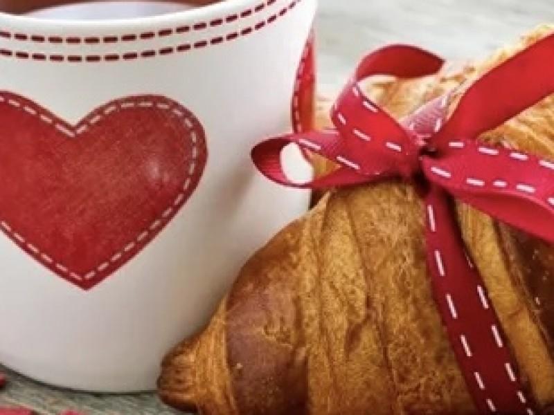 Ontbijt bourg. valentijn