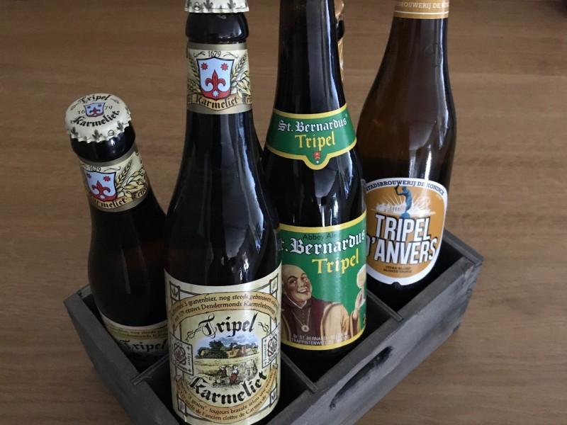 Bierkratje blonde bieren