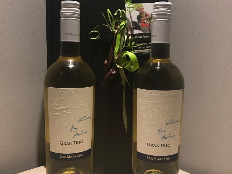 Wijnbox witte wijn