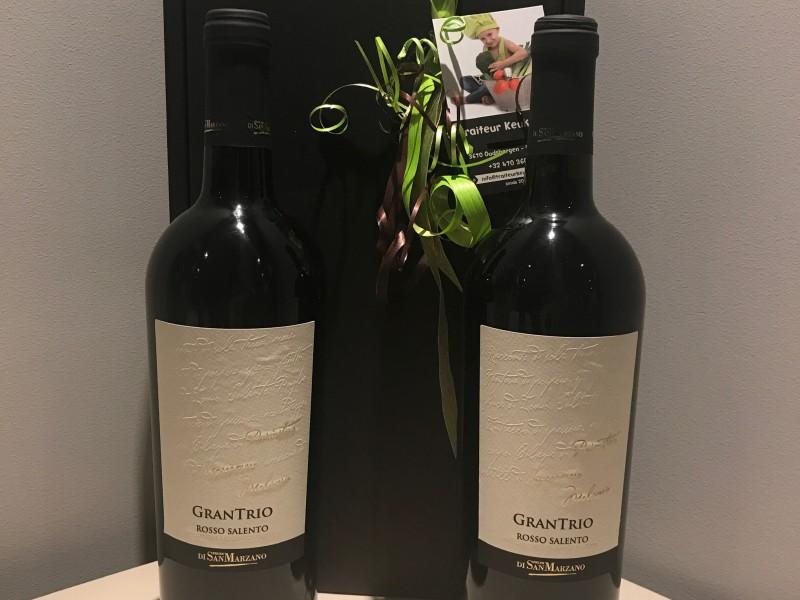 Wijnbox rode wijn