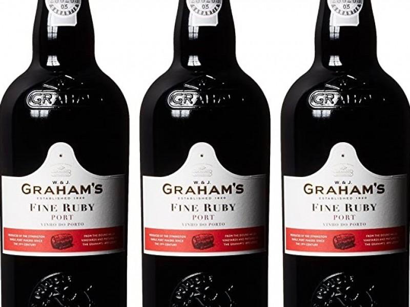 Graham's porto / fles